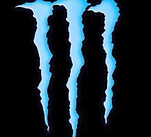 Monster Energy Absolutely Zero by ralarara