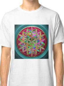 The Flower of Living Metal Classic T-Shirt