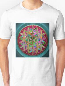 The Flower of Living Metal T-Shirt