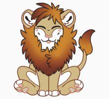 Cute Chibi Lion -male- by 8Bit-Paws
