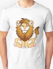 Cute Chibi Lion -male- T-Shirt