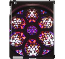 Iglesia del Valle Rosary Window iPad Case/Skin