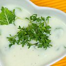 Kohlrabi Soup With Fine Herbs by SmoothBreeze7