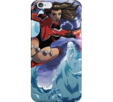 Britannia vs WaterDemon iPhone Case/Skin