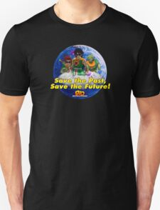 Dragonball Online Revelations - Save the past, save the future! T-Shirt