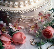 Wedding cake wonder by alriccio