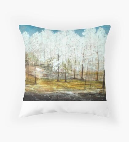Maggie Valley Throw Pillow
