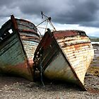 Abandoned Boats by Kasia-D