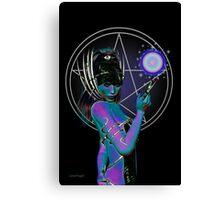 Enchantress of the Shades Canvas Print