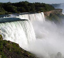 Niagara Falls by Alexandra Wise-Brogna
