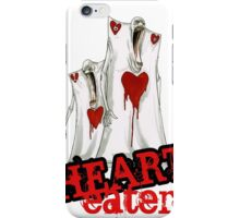 Heart Eaters from Nevermore Alice iPhone Case/Skin