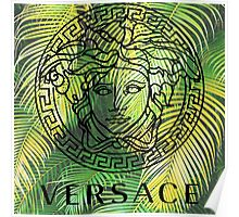 Versace trees Poster