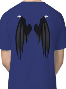 Dragon wings - black Classic T-Shirt