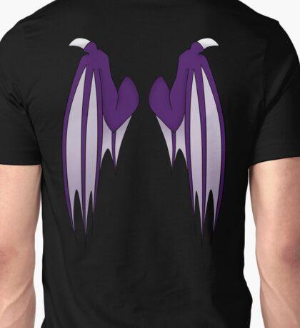 Dragon wings - purple Unisex T-Shirt