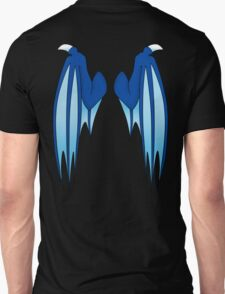 Dragon wings - blue T-Shirt