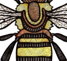 The Classic Honey Bee Sticker