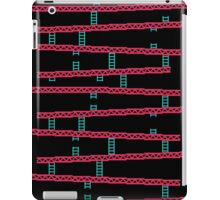 Donkey Kong stairs iPad Case/Skin