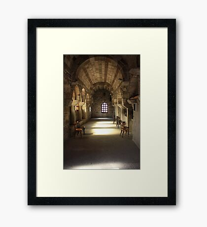 Cathedral Church of Ekatontapiliani ~ Parikia, Paros Framed Print