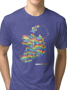 Ireland said YES! Tri-blend T-Shirt