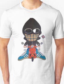 Casual riding vespa T-Shirt