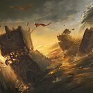 The Silmarillion - Akkalabeth by Grrrod