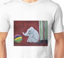 Elephants at Play Unisex T-Shirt