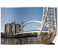 Lowry Bridge three Poster