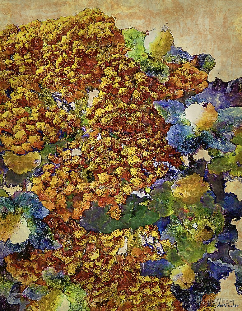 French Country Print by RC deWinter