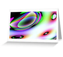 Vivid Colour-Available As Art Prints-Mugs,Cases,Duvets,T Shirts,Stickers,etc Greeting Card