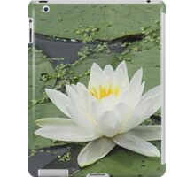 Lily of the Lake iPad Case/Skin