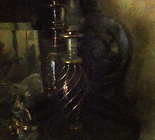 Detail, Miss Havisham's Parlor by RC deWinter