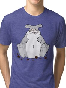 Easter Chocolate Bunny Tri-blend T-Shirt