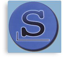 Slackware Linux Canvas Print