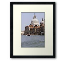 The Basilica Framed Print