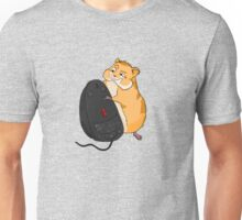 Hamster and a Mouse Unisex T-Shirt