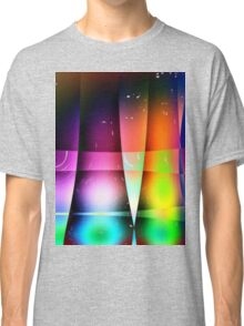 Wine Glasses-Available As Art Prints-Mugs,Cases,Duvets,T Shirts,Stickers,etc Classic T-Shirt