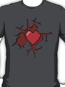 8-bit hearth T-Shirt