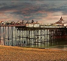 Eastbourne Pier, UK  by Chris Lord