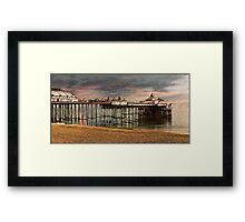 Eastbourne Pier, UK  Framed Print