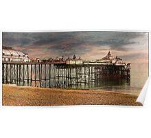 Eastbourne Pier, UK  Poster
