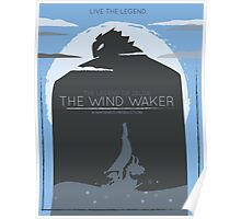 The Wind Waker: Live the Legend Poster