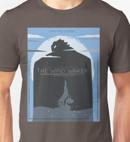 The Wind Waker: Live the Legend Unisex T-Shirt