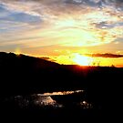 Sunset on the Blackwater by Jason Kiely