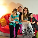 2010. My Beloved Family. by Daidalos