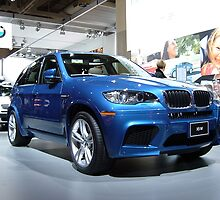 2010 BMW X5 M. by Jordan Hewlett