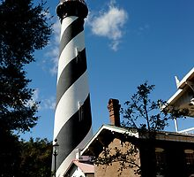 St Augustine Lighthouse  by Per Hansen