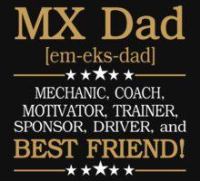 MX DAD  by sophiafashion