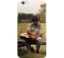 Cowboy Melodies... iPhone Case/Skin