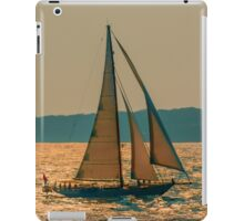 Morning Sail iPad Case/Skin
