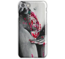lets turn the water to wine one more time  iPhone Case/Skin